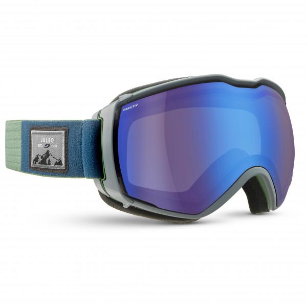 Julbo - Aerospace High Mountain S2-4 - Skibrille Gr XL+ blau/grau/lila