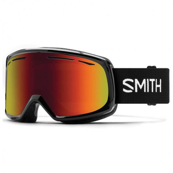 Smith - Women's Drift S3 (VLT 17%) - Skibrille Gr M schwarz/rot