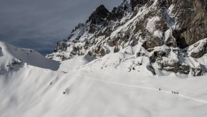 Skitourenhose test