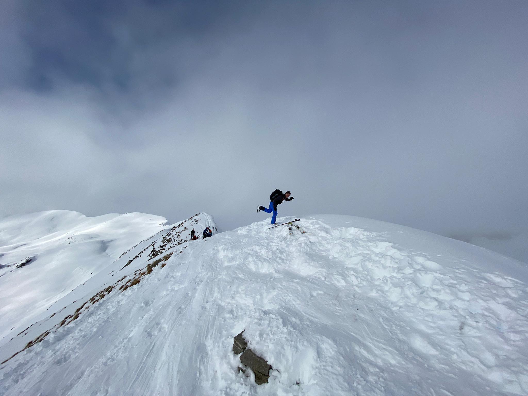 Skisocken Test